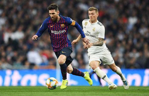 Kroos cảnh báo Barcelona nếu để mất Messi