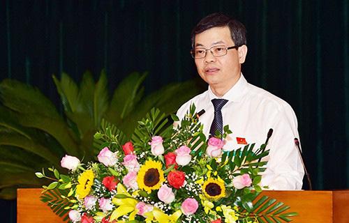 Nữ Bí thư Thành ủy 46 tuổi lần thứ 2 giữ chức Phó Chủ tịch tỉnh Tuyên Quang - Ảnh 1.