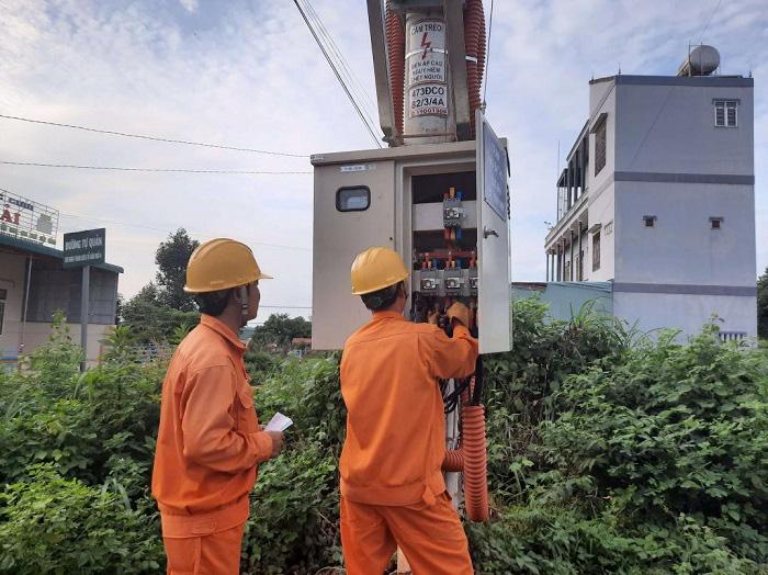 Điện lực Đức Cơ – PC Gia Lai: Đảm bảo cấp điện vùng biên - Ảnh 2.