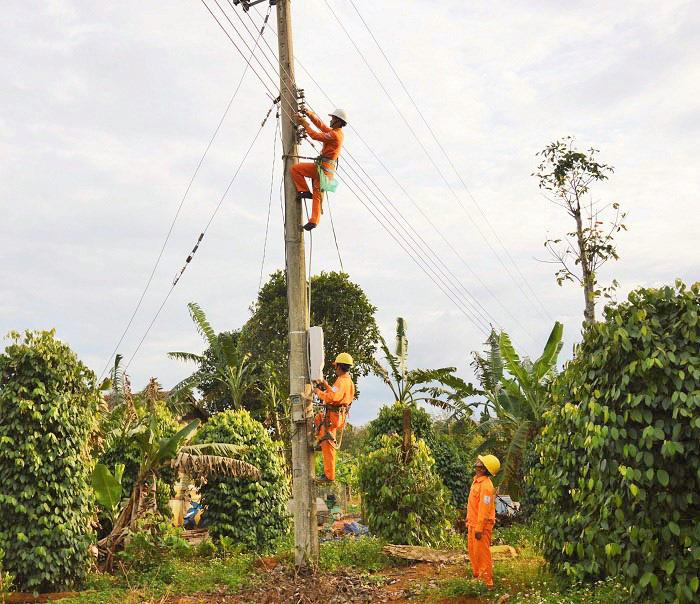 Công ty Điện lực Đắk Nông: Tập trung mọi nguồn lực phát triển lưới điện nông thôn - Ảnh 1.