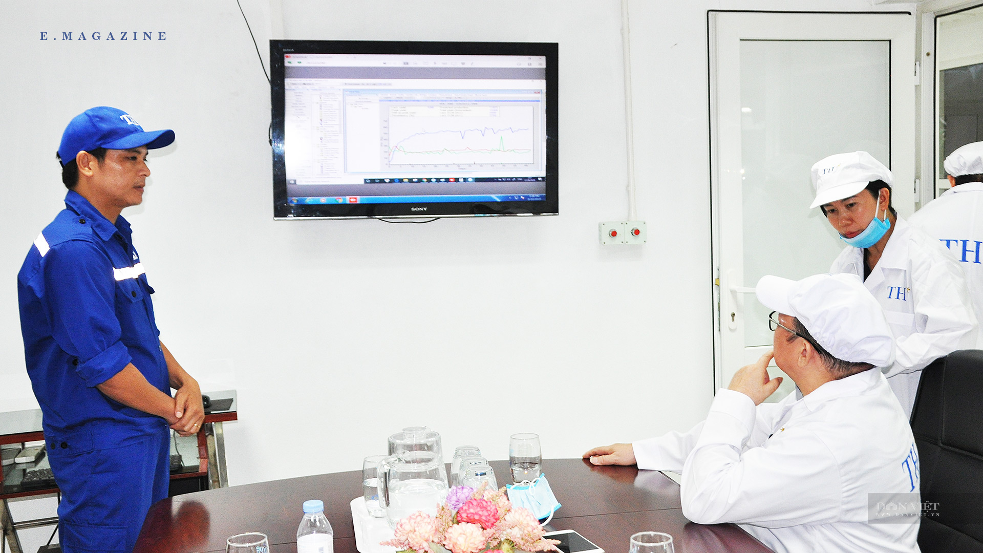 """Chủ tịch Hội Nông dân Việt Nam: Tập đoàn TH như """"chim đại bàng"""" đang vươn cánh ra thế giới - Ảnh 12."""
