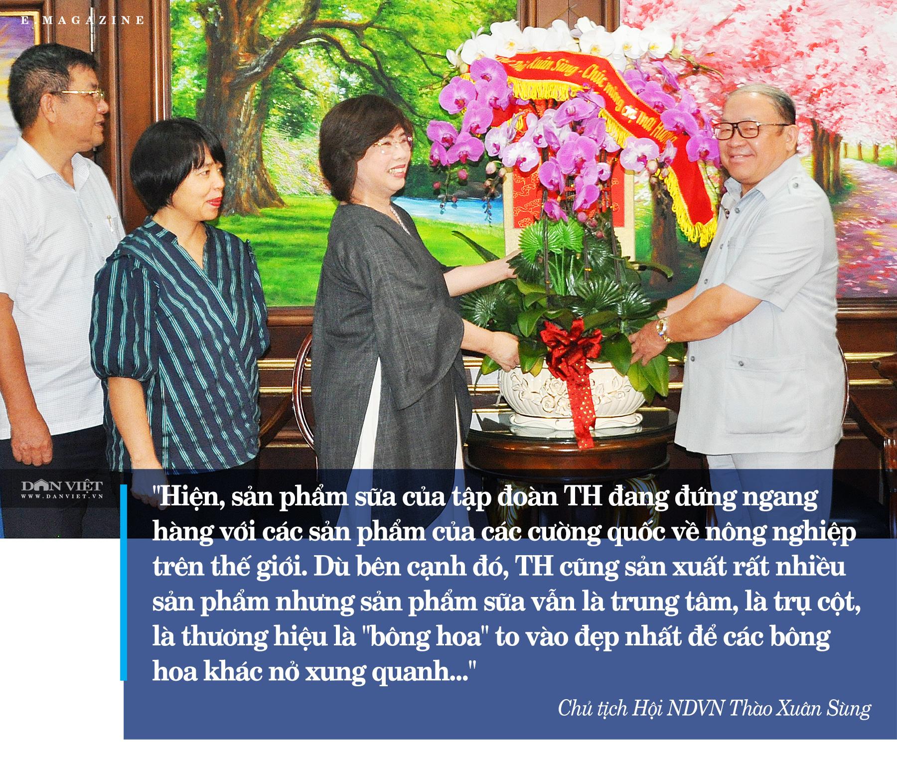 """Chủ tịch Hội Nông dân Việt Nam: Tập đoàn TH như """"chim đại bàng"""" đang vươn cánh ra thế giới - Ảnh 20."""