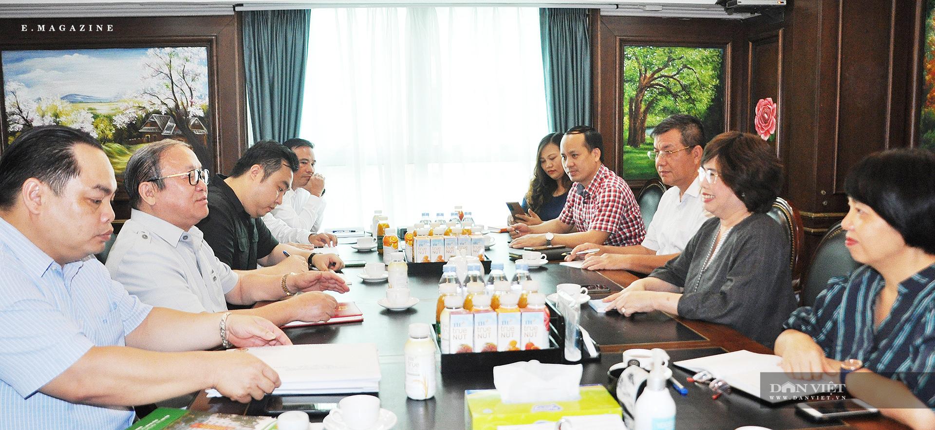 """Chủ tịch Hội Nông dân Việt Nam: Tập đoàn TH như """"chim đại bàng"""" đang vươn cánh ra thế giới - Ảnh 19."""