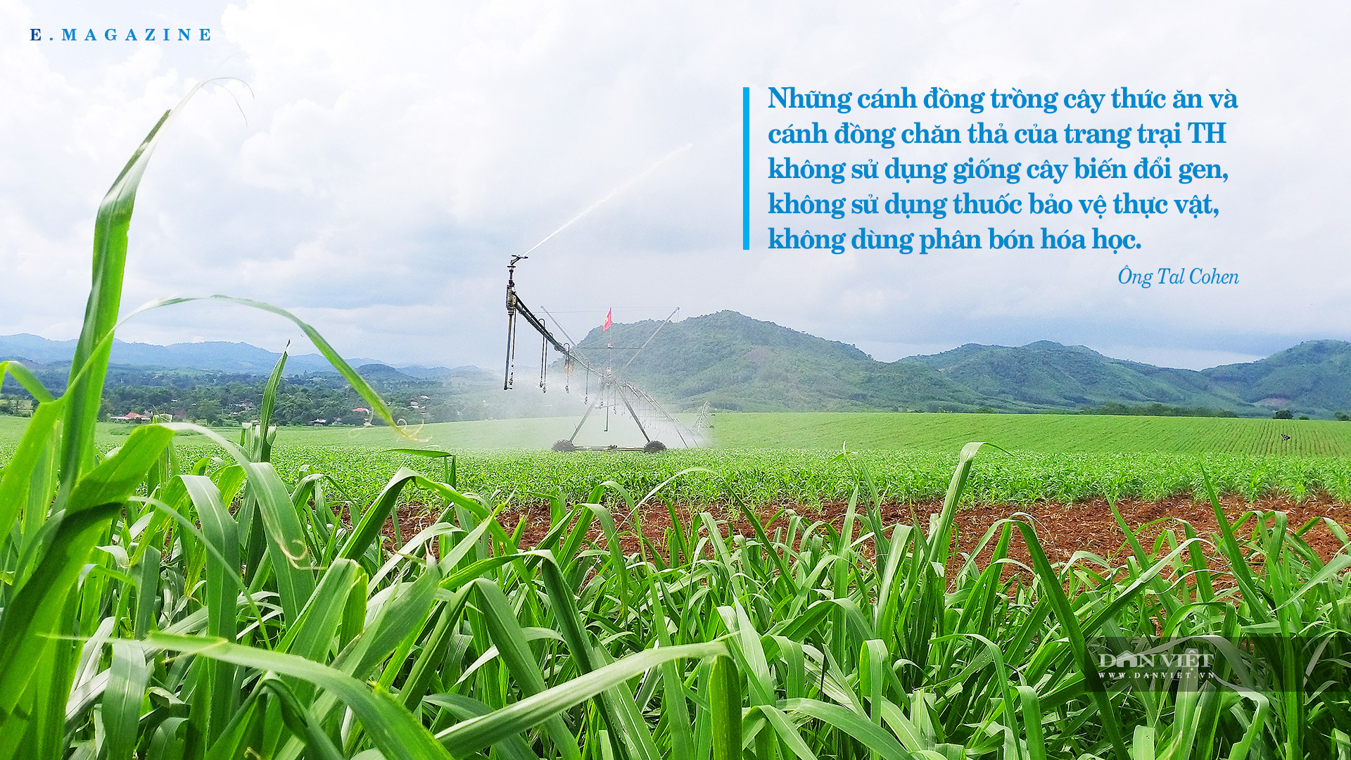 """Chủ tịch Hội Nông dân Việt Nam: Tập đoàn TH như """"chim đại bàng"""" đang vươn cánh ra thế giới - Ảnh 4."""
