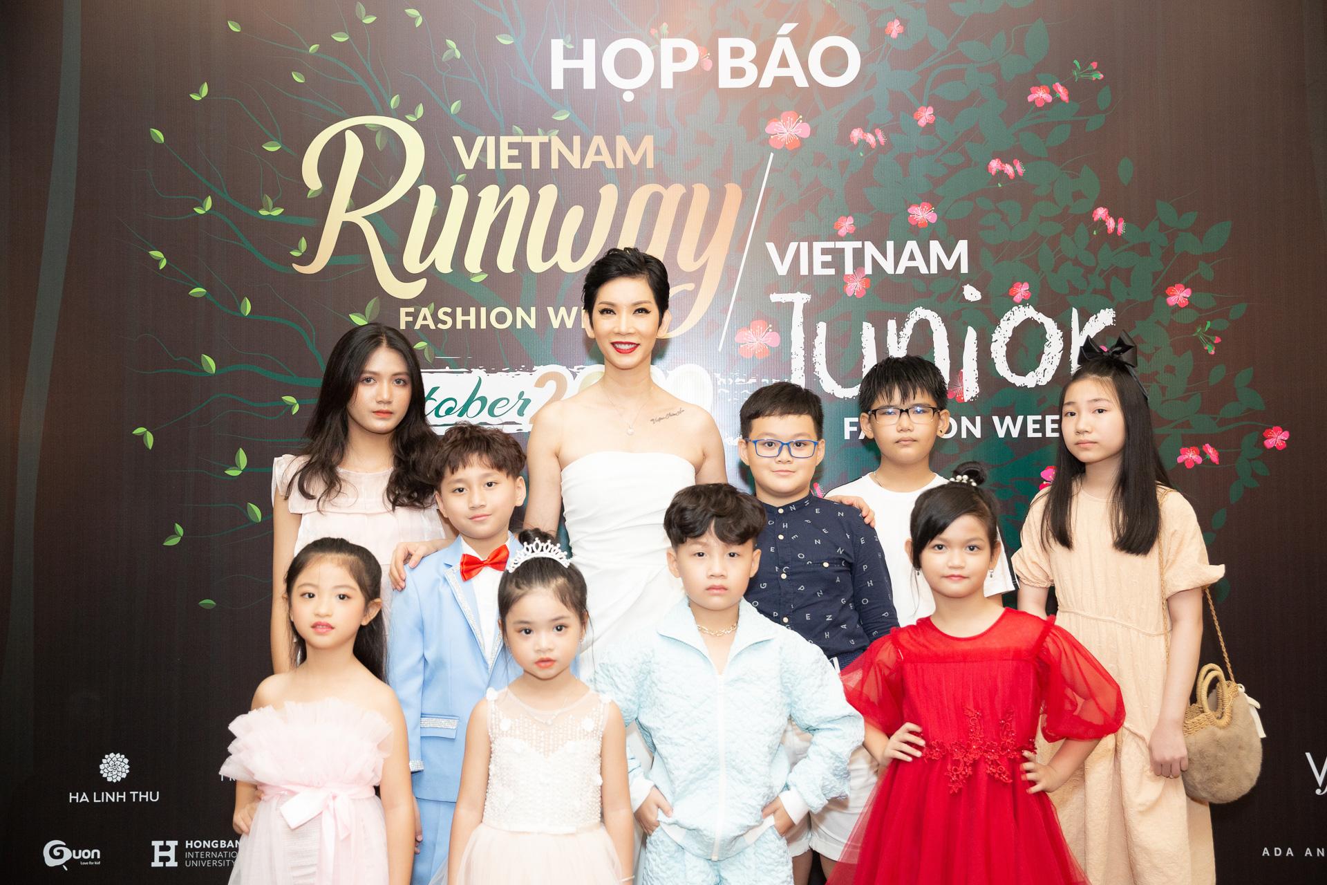 Hoàng Hải, Hà Linh Thư mở màn show diễn thời trang Vietnam Runway Fashion Week  - Ảnh 6.