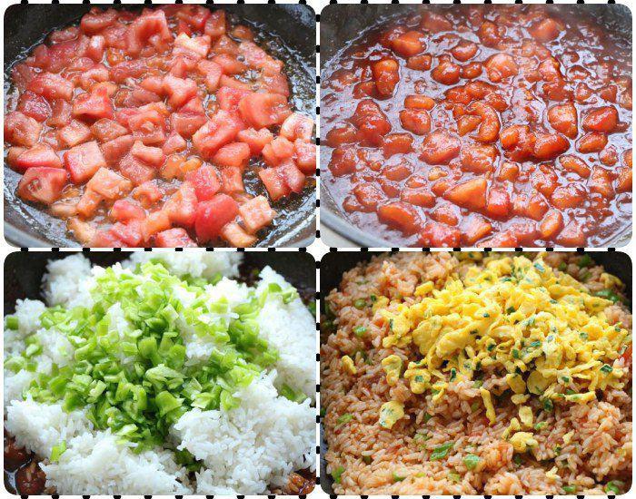 Cơm rang theo cách lạ, hương vị thấm đều ở từng hạt, càng ăn càng thích - Ảnh 6.