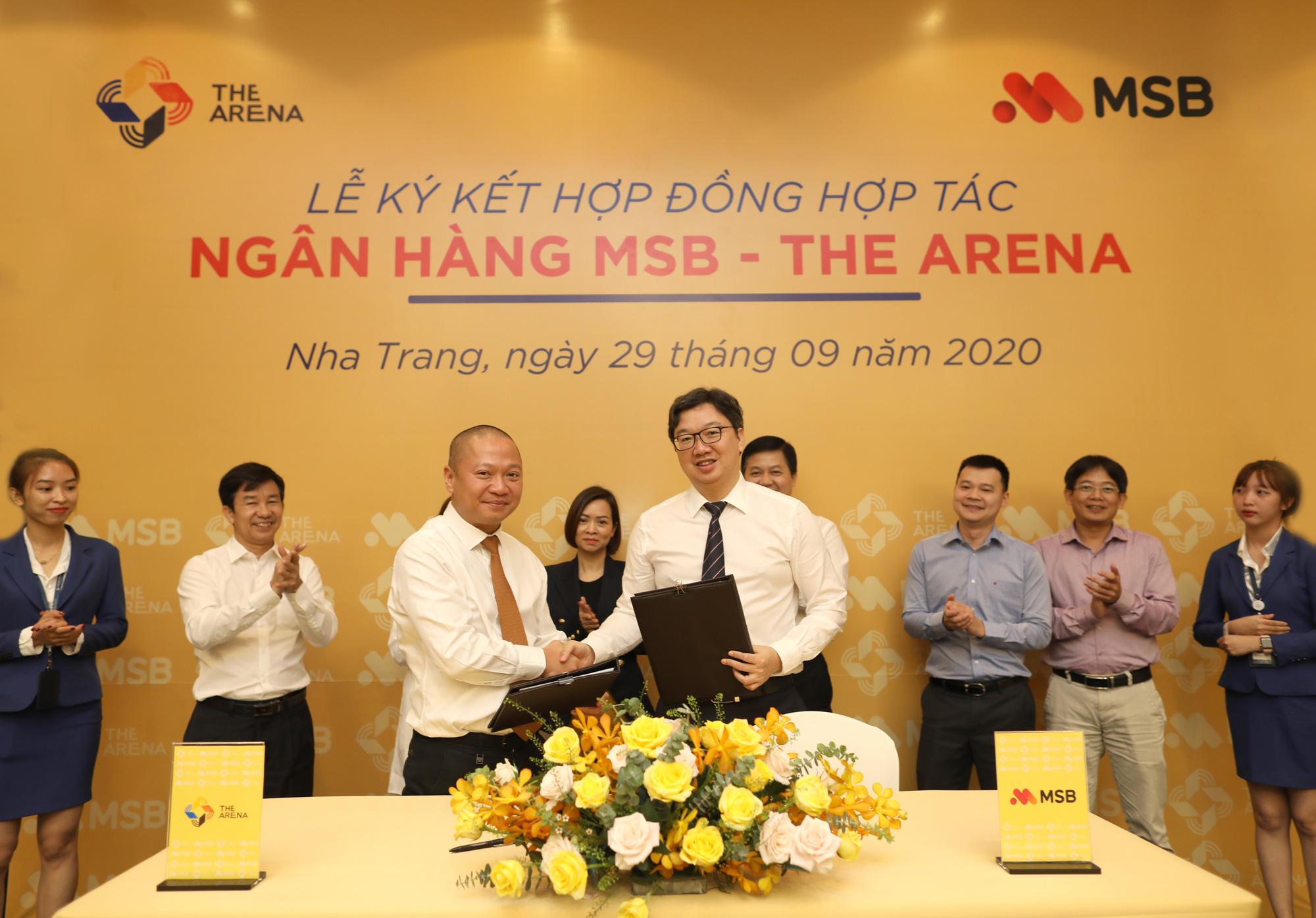 Dự án The Arena Cam Ranh nhận tài trợ vốn, hoàn thiện theo cam kết với khách hàng - Ảnh 1.