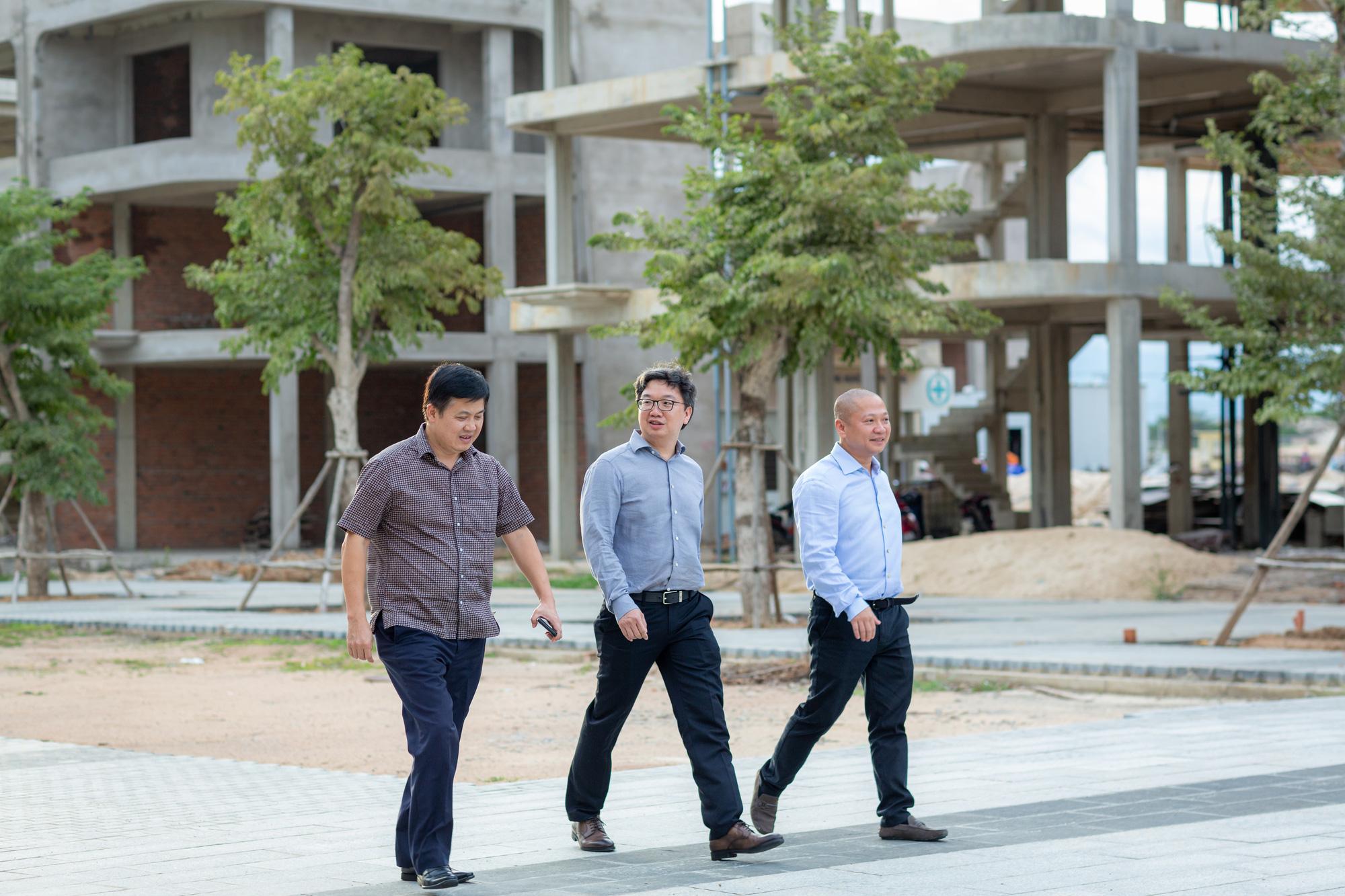 Dự án The Arena Cam Ranh nhận tài trợ vốn, hoàn thiện theo cam kết với khách hàng - Ảnh 2.