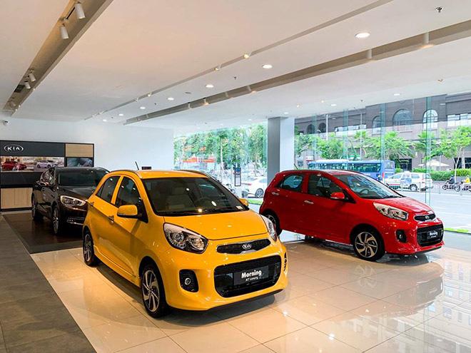 """Kia Morning giá chỉ từ 299 triệu đồng, thời điểm """"vàng"""" mua xe - Ảnh 1."""