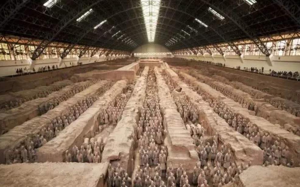 Khu mộ lớn nhất được khai quật ở Trung Quốc, chôn cất gần 200 người, lỗ hang đạo mộ còn nhiều hơn cả hang chuột - Ảnh 1.