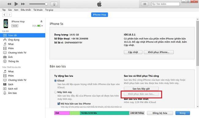 Làm thế nào để mở khóa iPhone khi quên mật khẩu? - Ảnh 4.