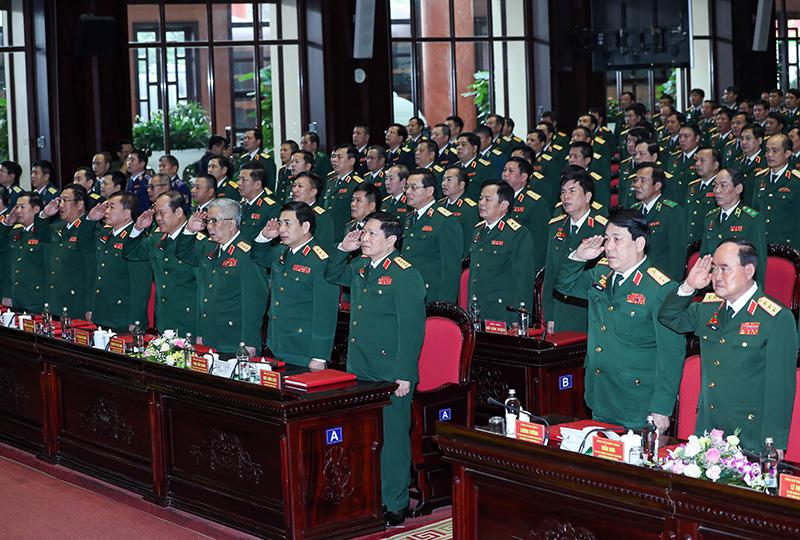 Vì sao Đại hội Đảng bộ Quân đội không bầu Quân ủy Trung ương? - Ảnh 1.