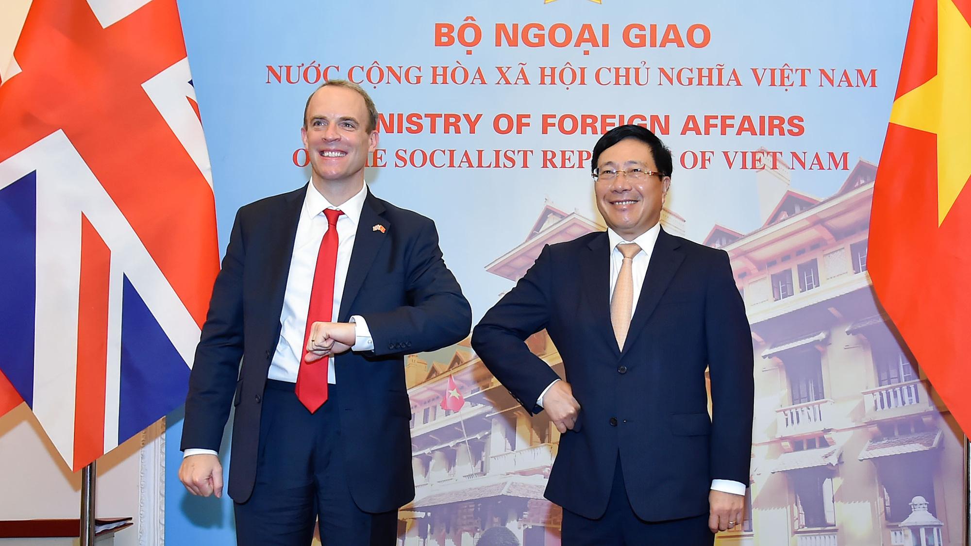 Việt Nam đồng ý áp dụng EVFTA với Anh trong giai đoạn Brexit - Ảnh 1.