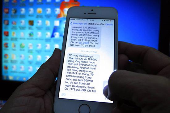 Từ 1/10, sẽ phạt tới 100 triệu đồng nếu gửi tin nhắn rác, cuộc gọi rác - Ảnh 1.