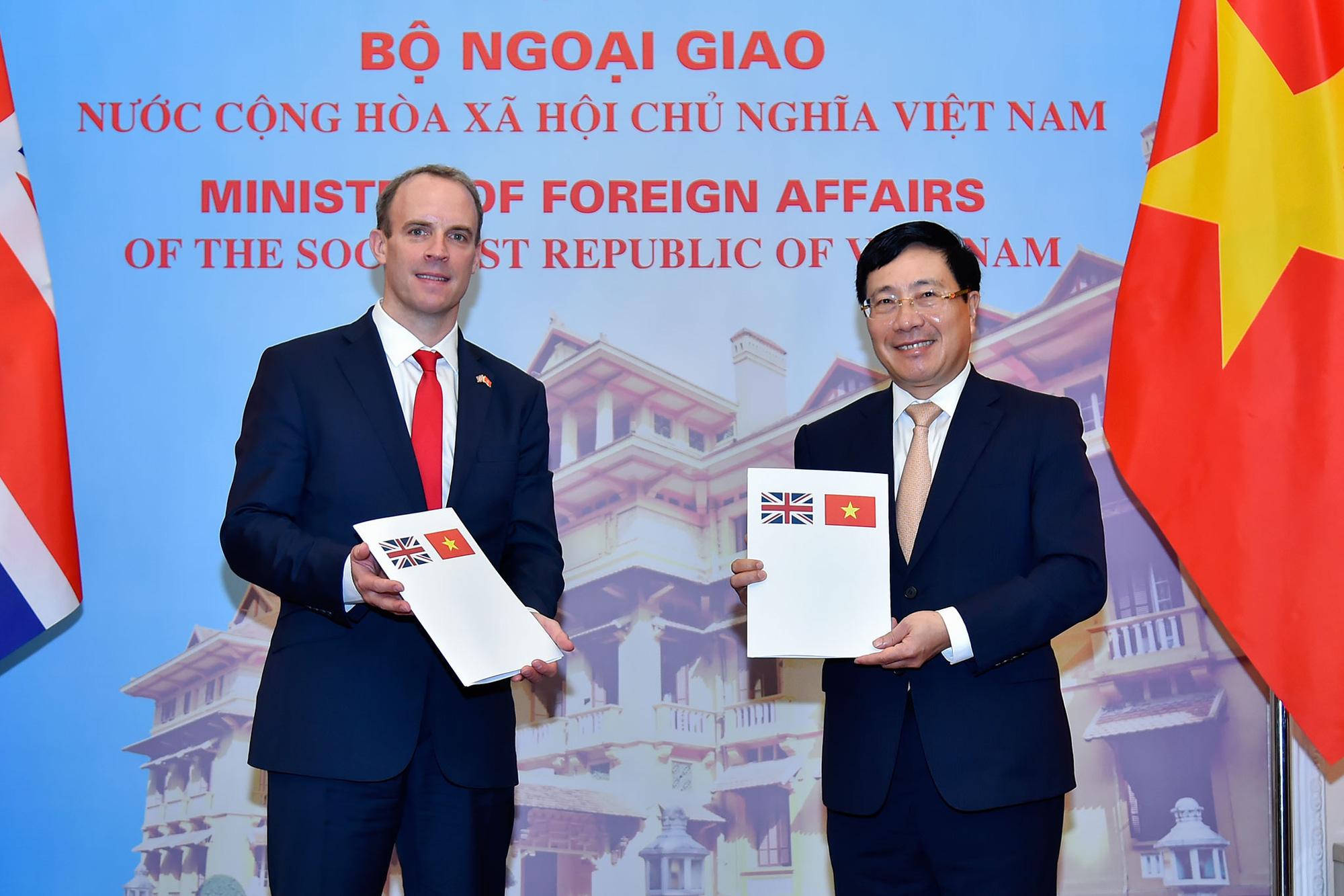 Việt Nam đồng ý áp dụng EVFTA với Anh trong giai đoạn Brexit - Ảnh 3.