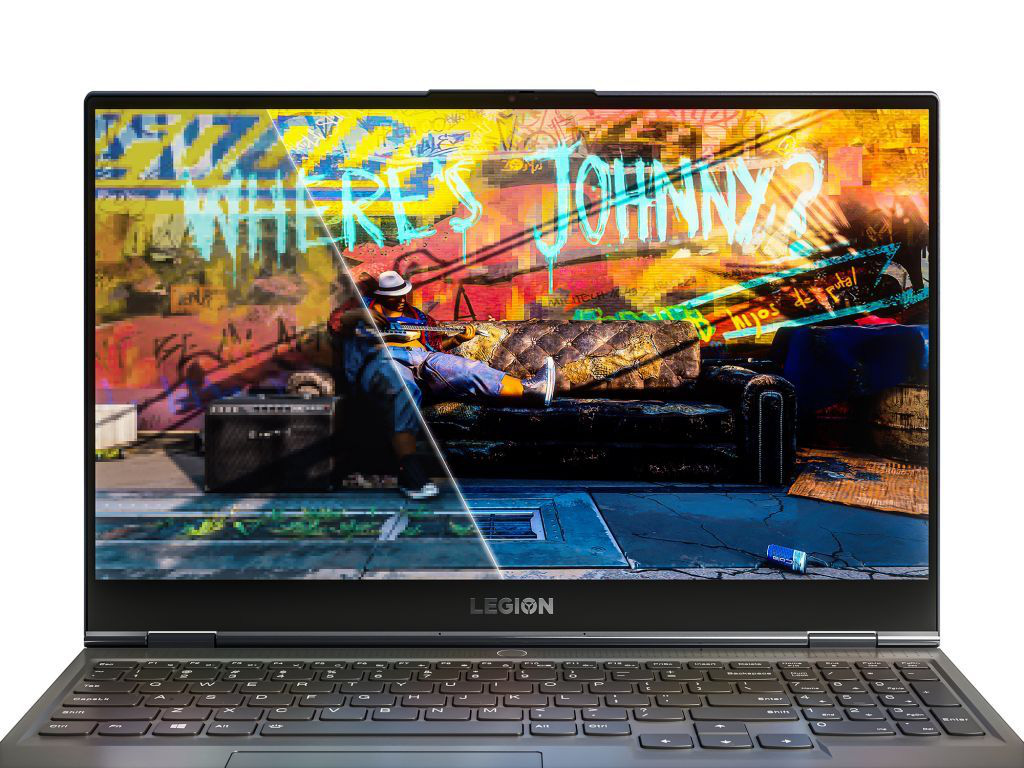 Laptop chơi game mới nhất của Lenovo siêu nhẹ cấu hình cực mạnh - Ảnh 1.