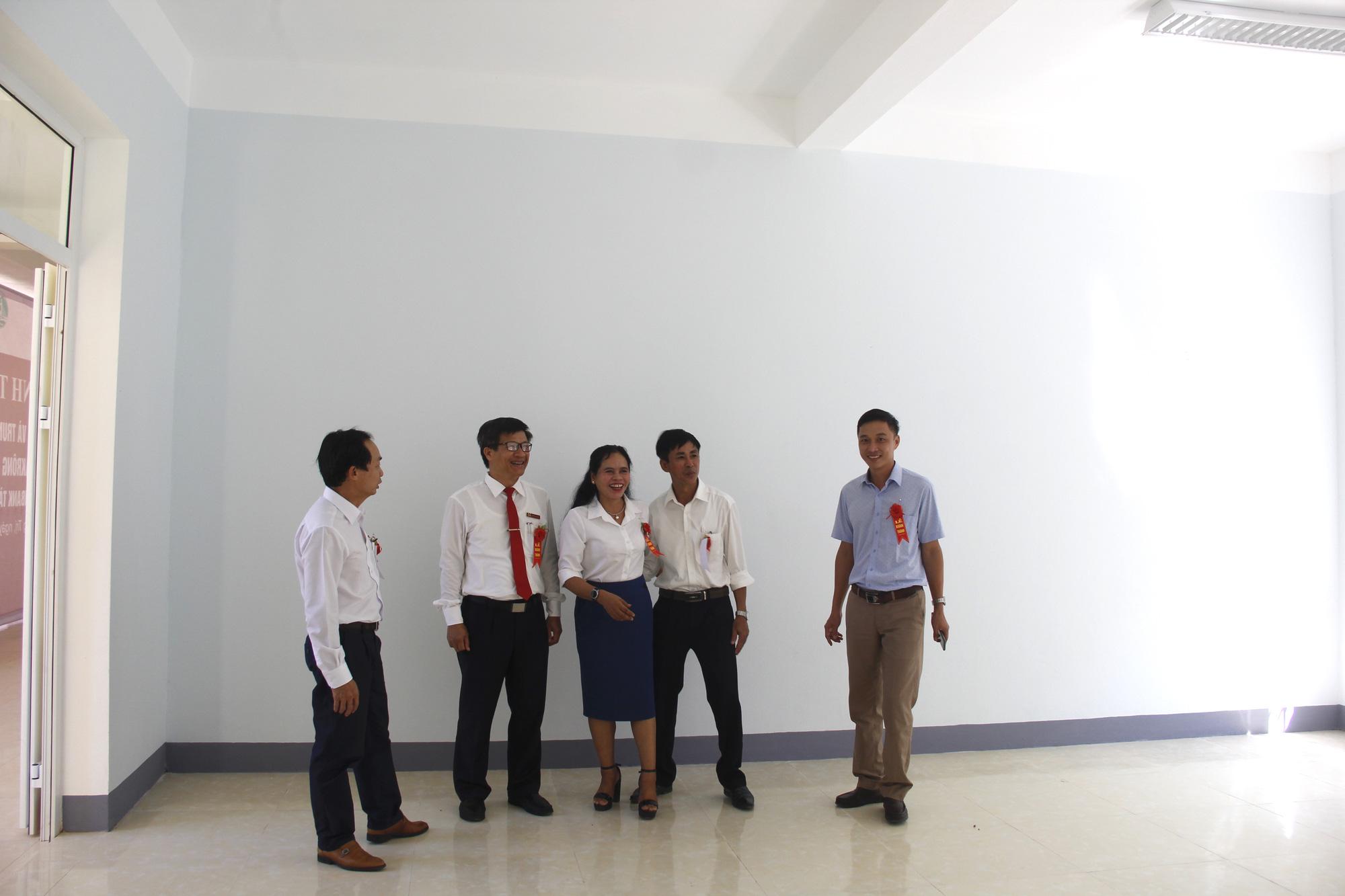 Ngân hàng Agribank xây trường học 5 tỷ đồng ở Quảng Trị - Ảnh 5.