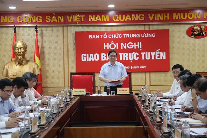 Hoàn thành việc thực hiện quy trình giới thiệu nhân sự Ủy viên Trung ương Đảng khóa XIII - Ảnh 1.
