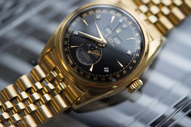 Chiếc đồng hồ trị giá 5 triệu USD của vua Bảo Đại có gì đặc biệt? - Ảnh 1.