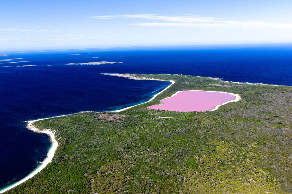 Độc đáo loạt sông hồ có màu cực lạ - Ảnh 9.