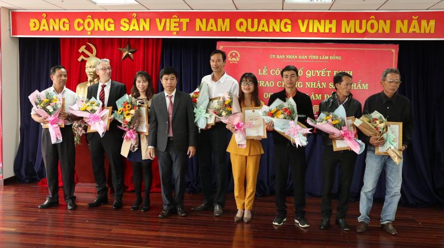 Lâm Đồng phấn đấu có 43 sản phẩm OCOP cấp tỉnh và quốc gia trong năm 2020 - Ảnh 2.