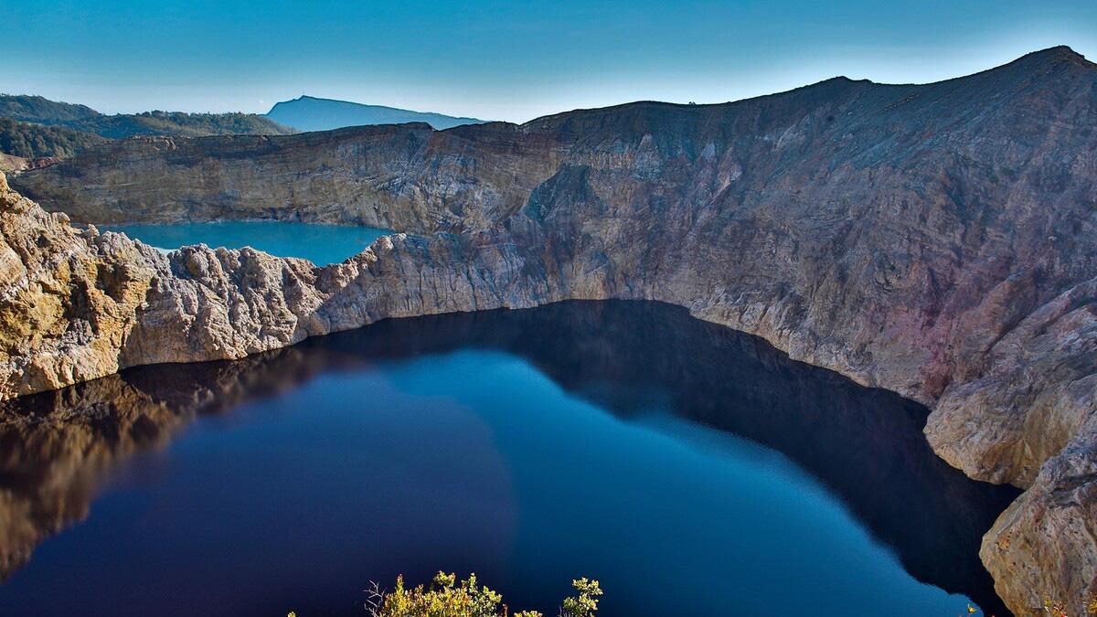 Độc đáo loạt sông hồ có màu cực lạ - Ảnh 3.