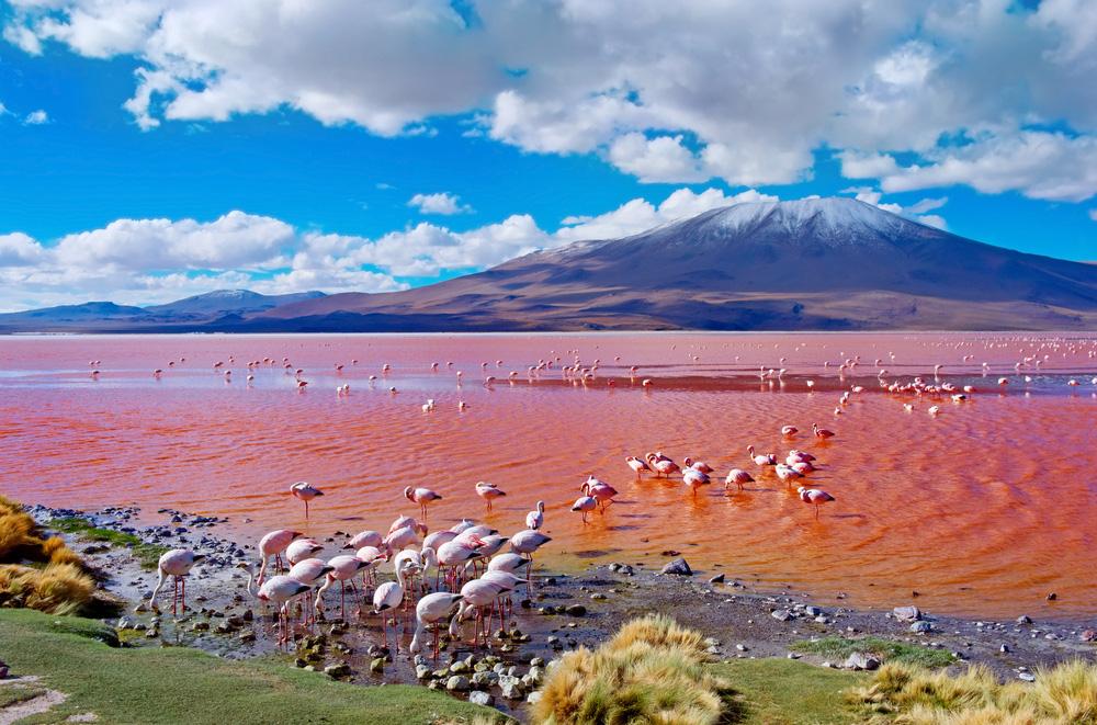 Độc đáo loạt sông hồ có màu cực lạ - Ảnh 10.