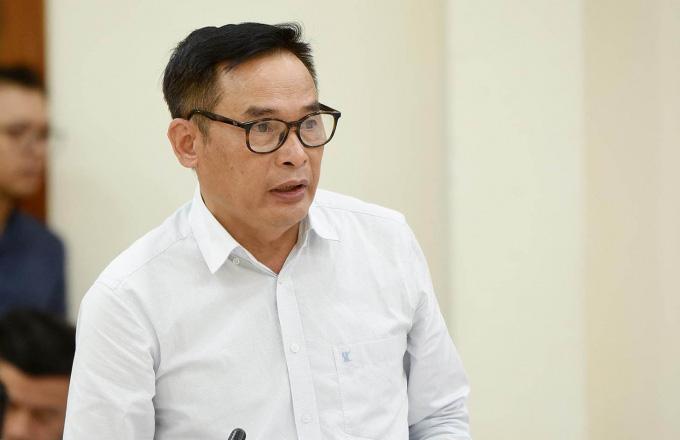 """Trước thông tin 90% gạo Việt là """"gạo bẩn"""", Cục trưởng Cục Trồng trọt khẳng định: Hoàn toàn sai sự thật - Ảnh 1."""