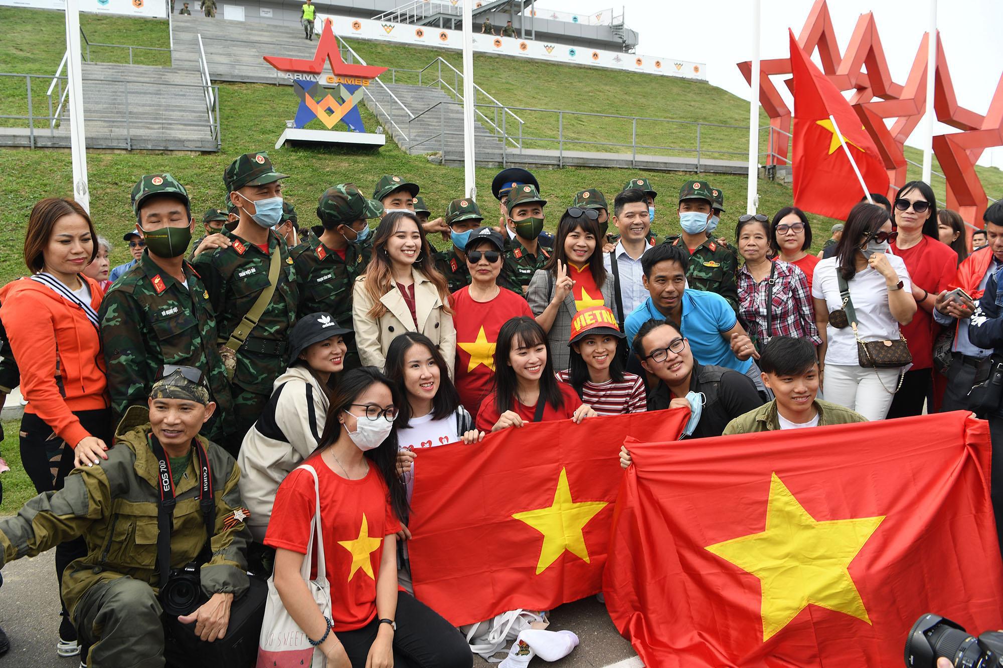 Nhìn lại 14 ngày tranh tài của QDND Việt Nam tại kỳ Army Games 2020 - Ảnh 19.