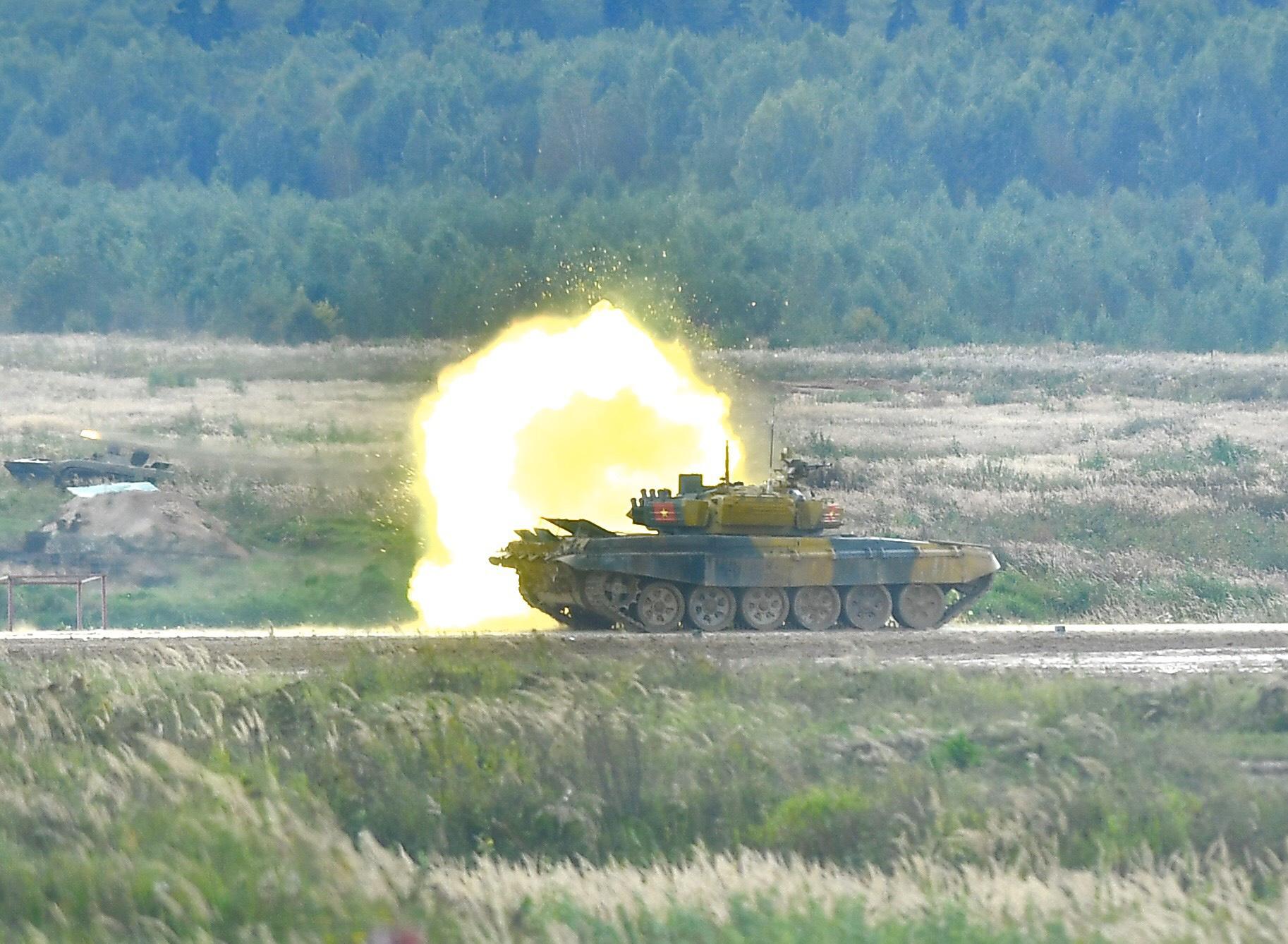 Nhìn lại 14 ngày tranh tài của QDND Việt Nam tại kỳ Army Games 2020 - Ảnh 5.