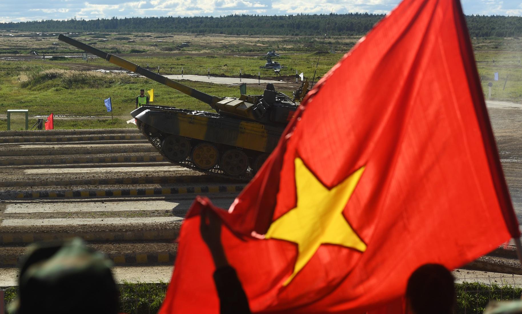 Nhìn lại 14 ngày tranh tài của QDND Việt Nam tại kỳ Army Games 2020 - Ảnh 1.