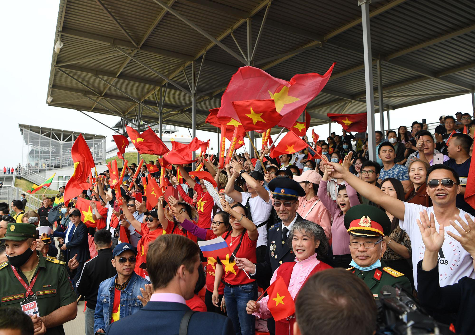 Nhìn lại 14 ngày tranh tài của QDND Việt Nam tại kỳ Army Games 2020 - Ảnh 17.
