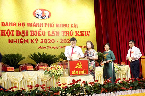 122 bí thư được bầu trực tiếp tại đại hội