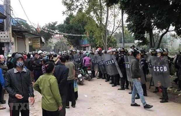 Người phát ngôn Bộ Công an trả lời phỏng vấn về vụ án tại xã Đồng Tâm - Ảnh 2.