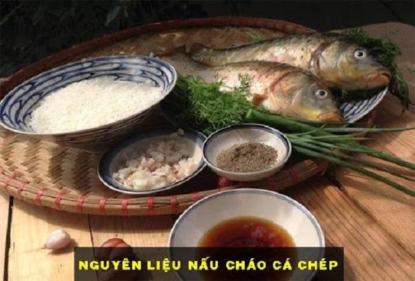 Mẹo nấu cháo cá thơm nức, ngon ngọt không còn mùi tanh