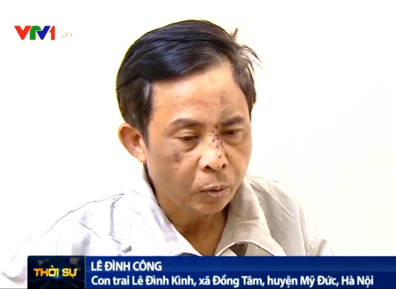 Con trai ông Kình mong gia đình của 3 đồng chí công an hy sinh ở Đồng Tâm tha thứ - Ảnh 2.