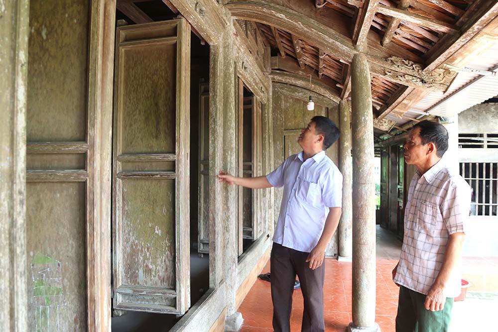 Phú Thọ: Báu vật của làng không biết mấy trăm năm tuổi mà vẫn có sức hút đến kỳ lạ - Ảnh 1.