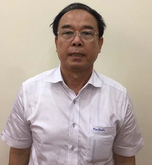 Nguyên Phó Chủ tịch UBND TP.HCM Nguyễn Thành Tài sẽ bị xét xử vào ngày 16/9. - Ảnh 1.