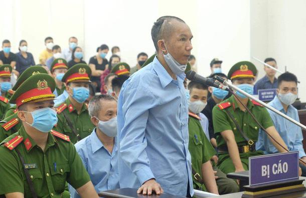 Lê Đình Công, người chủ mưu vụ chống đối ở Đồng Tâm xin giảm án - Ảnh 2.