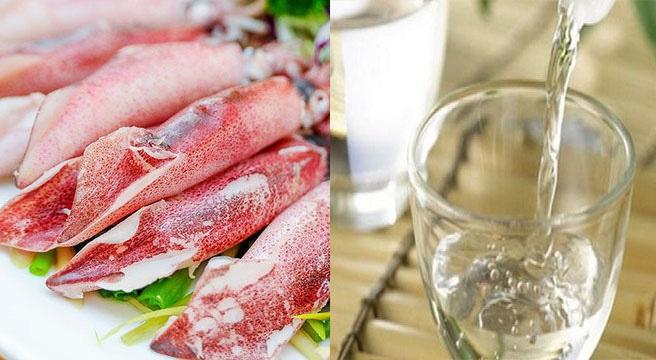 Tuyệt chiêu hóa giải mùi tanh khi chế biến các món ăn từ mực - Ảnh 2.