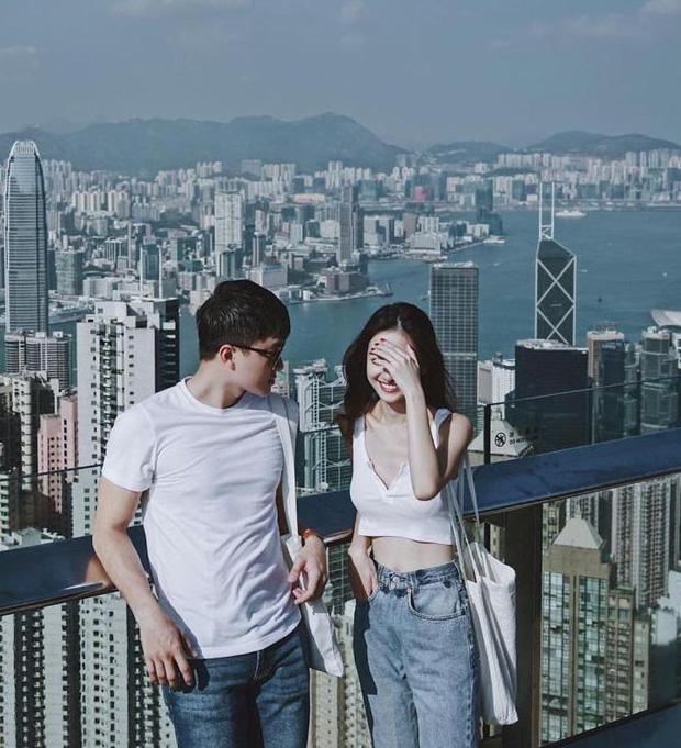 """Jun Vũ hẹn hò nhiếp ảnh gia điển trai, hoá ra ảnh đẹp của nàng 2 năm nay đều do chàng """"thầu"""" - Ảnh 1."""
