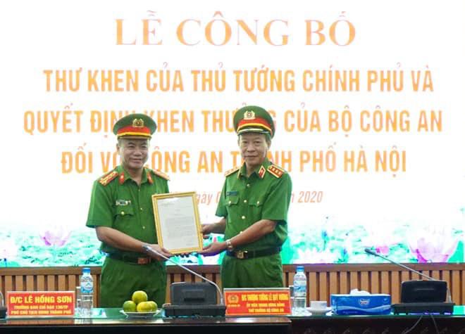 Thủ tướng Chính phủ gửi thư khen Bộ Công an và Công an Hà Nội phá ổ nhóm lừa đảo công nghệ cao - Ảnh 1.