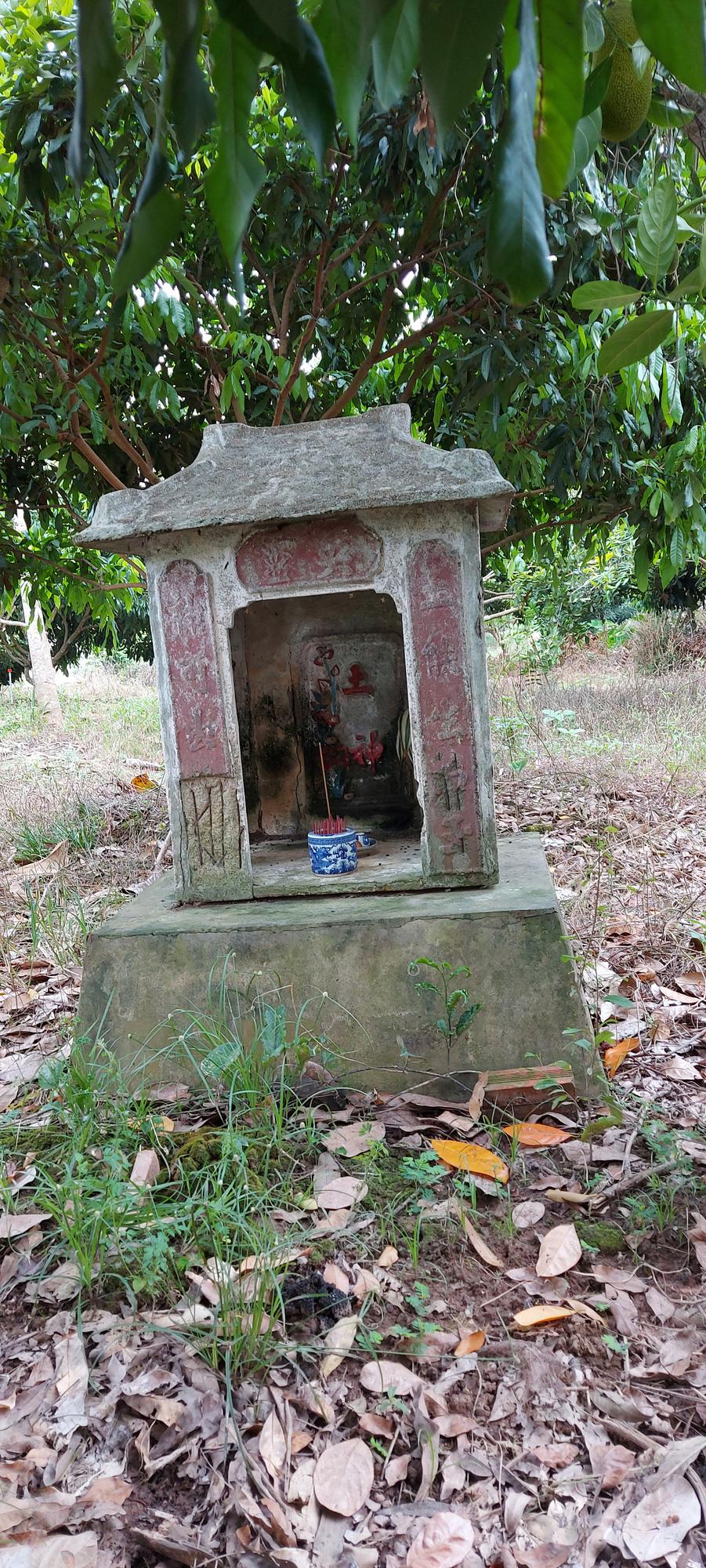 Kể chuyện làng: Miễu thờ Thầy Ba Đức  - Ảnh 2.