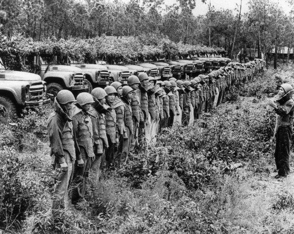 Đường mòn Hồ Chí Minh: Kỳ quan tuyệt vời trong chiến tranh Việt Nam - Ảnh 1.
