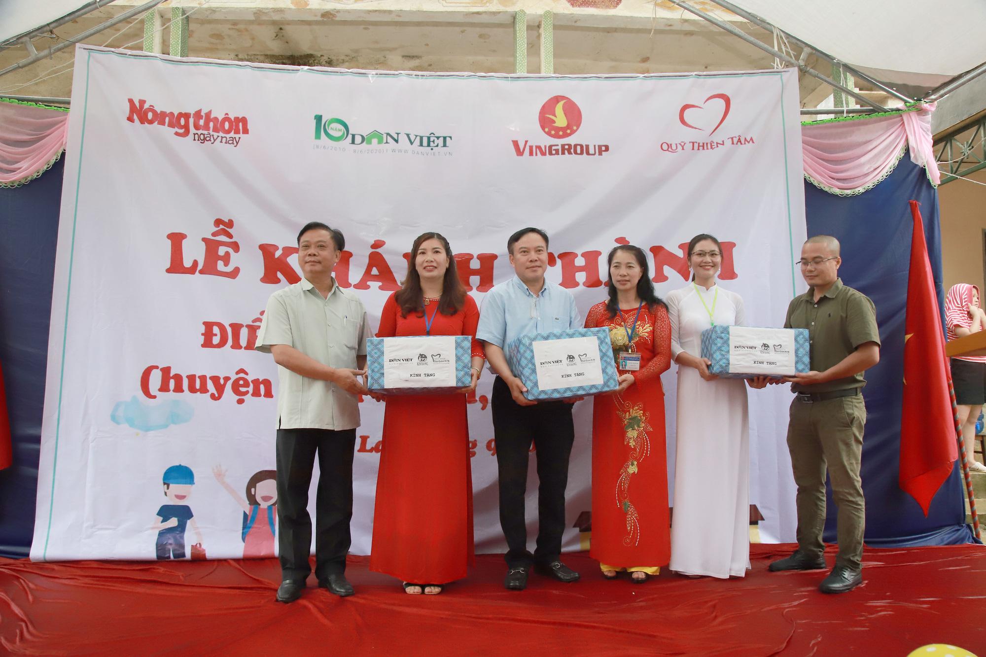 Gần trăm trẻ mầm non vùng cao biên giới Sơn La có điểm trường mơ ước - Ảnh 8.