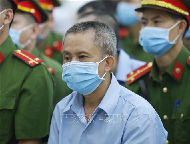 Lê Đình Công, người chủ mưu vụ chống đối ở Đồng Tâm xin giảm án - Ảnh 1.