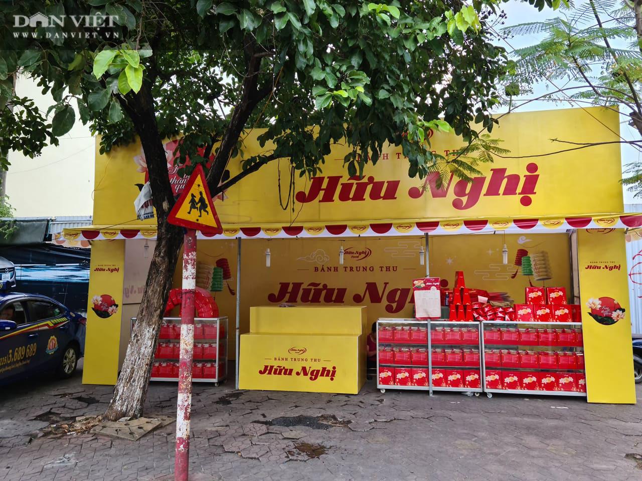 Hải Phòng: Phường ký hợp đồng cho thuê, mượn vỉa hè để làm quầy bán bánh Trung thu - Ảnh 2.