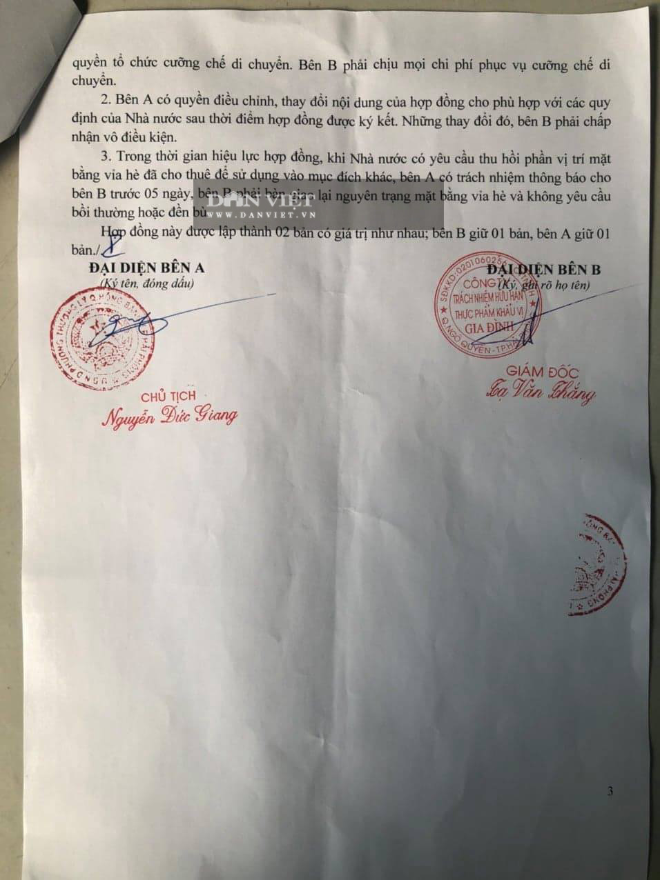 Hải Phòng: Phường ký hợp đồng cho thuê, mượn vỉa hè để làm quầy bán bánh Trung thu - Ảnh 4.