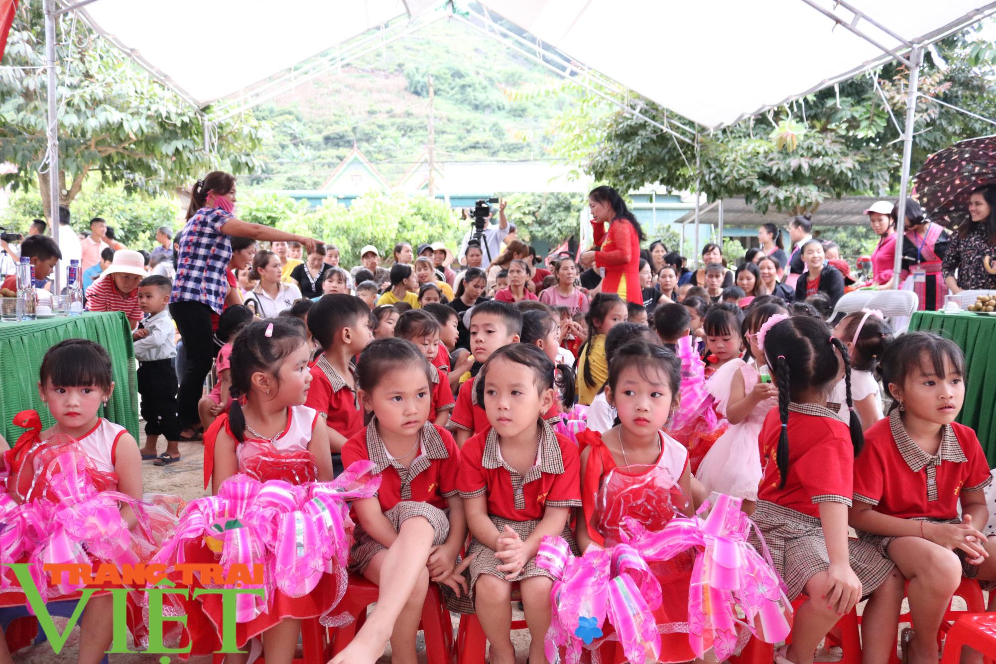 """Báo NTNN/Dân Việt - Quỹ Thiện Tâm khánh thành """"Điểm trường mơ ước"""" từ thiện tại Sơn La - Ảnh 5."""