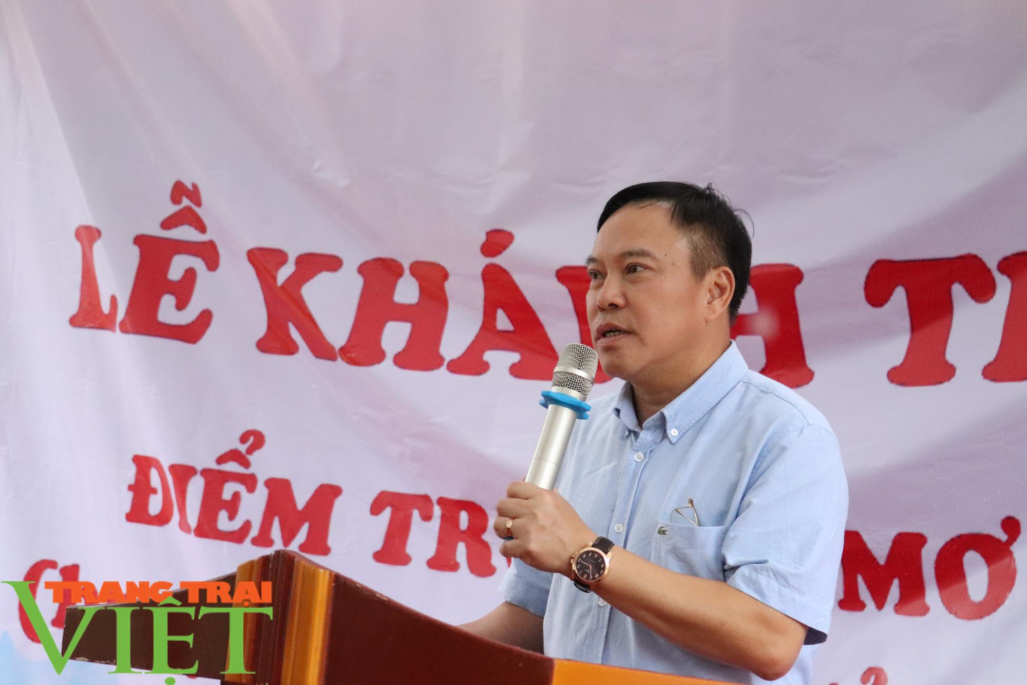 """Báo NTNN/Dân Việt - Quỹ Thiện Tâm khánh thành """"Điểm trường mơ ước"""" từ thiện tại Sơn La - Ảnh 9."""
